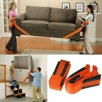 2pcs Moving Straps Transport Forearm Belt Home Furnishings Furniture Carry Tool