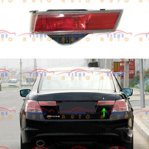 Right Inner Side Tail Light Brake Lamp Housing For Honda Accord Sedan 2008-2012