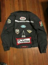 Corazzo Riding Jacket VW Vespa Piaggio Dewey Weber Surf Boards San Diego OG XL