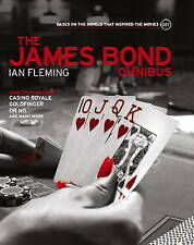 The James Bond Omnibus Vol 01 Ian Fleming