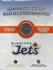 Brand New Winnipeg Jets 2011 .50 Coin Commemorative