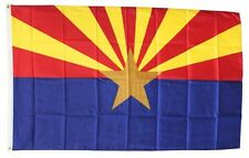 Arizona State Flag 3 x 5 Foot Flag - New 3x5 Indoor Or Outdoor
