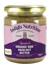 Indigo Herbes Organique Raw noisettes de beurre 250 g 100% Pure