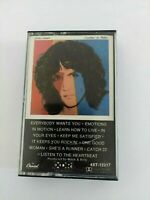 Billy Squier Emotion in Motion Cassette Tape Everybody Wants You 1982