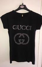 Female Gucci Logo T-shirt Size M