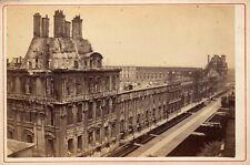 Les Tuileries Paris ALBUMEN 1880 Photographer Photography Photography