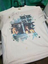 Rare 1990 Cheap Trick - Busted Tour Shirt (Xl) Signe 00004000 d by Rick Nielson
