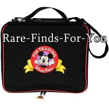 "Disney Theme Park ""Large"" Mickey Mouse Pin Collector Trading Bag (NEW WITH TAGS)"
