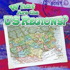 What Are the US Regions? (Little World Social Studies), Robinson, Maureen Picard