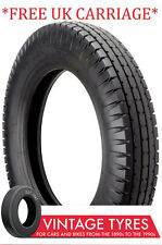 "500/525-21 WAYMASTER ""THIRTY"" CLASSIC VINTAGE TYRE 500x21 525x21 BENTLEY SUNBEAM"