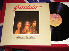 Goddo-Pretty Bad Boys LP AOR 1981 Attic LAT 1120