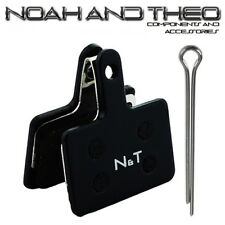 N&T Shimano Tourney TX805 T615 T675 Ultegra Semi Metallic Disc Brake Pads