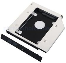 2nd Hard Drive HD SSD Carrier Caddy for Clevo p170hm P370EM P150SM P157SM W650SJ