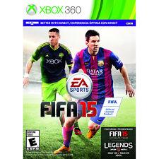 FIFA 15 Xbox 360 [Factory Refurbished]