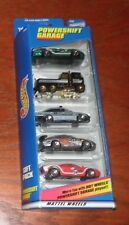 Hot Wheels 5 Car Gift Pack Powershift Garage