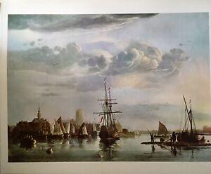 Aelbert Cuyp Fine Art Print 'View Of Dortrecht'