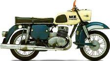 MZ ES 175/2  MZ ES 250/2 -  251 Rahmen Schrauben Set 227  - Normteile Satz NEU