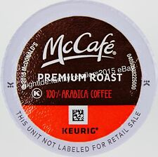 McDonalds McCafe Coffee Arabica Medium-Roast, Keurig K-Cup Pods