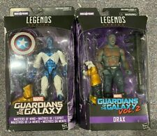 "Marvel Legends MCU GUARDIANS OF THE GALAXY ""DRAX"" BAF TITUS+ Vance Astro"
