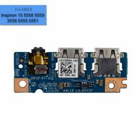 Laptop Audio USB Board FOR Dell Inspiron 15 5558 5559 3558 2WMGK 02WMGK