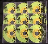 "Kraftwerk Pocket Calculator WBS 49723 Yellow US Pressing NOS 7"" Single"