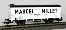 Wagon Frigo Marcel Millet SNCF EP Iii-ho 1/87-piko 95350