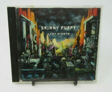 SKINNY PUPPY: LAST RIGHTS MUSIC CD, 11 GREAT TRACKS, CAPITOL RECORDS, GUC