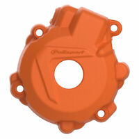 Polisport Ignition Cover Protector Orange Ktm P/N 8461300002