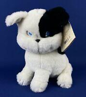 Kewpie Doodle Plush Stuffed Puppy Dog Rose O Neill Dakin Applause Black White