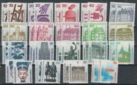 WEST GERMANY MNH 1949 - 1999 C/D all issued BOOKLET stamps COMPLETE COLLECTION