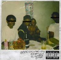 Kendrick Lamar - Good Kid M.A.A.D City [New CD] Hong Kong - Import