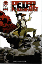 Peter Panzerfaust #1 First Printing 2012 Image Comic Book