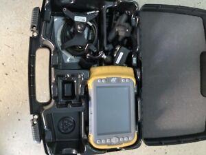 TOPCON TESLA, Data Collector, GPS, Surveying, land surveying equipment