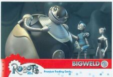 Robots The Movie Promo Card P-3