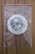 "Cerebus The Aardvark Dave Sim Pin Badge Circa 1982 Vintage 1.5"""