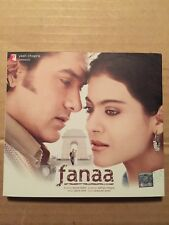 Fanaa - Jatin Lalit Bollywood Soundtrack 1st Edition