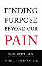Finding Purpose Beyond Our Pain: Uncover the Hidden Potential in Life's Most Com