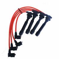 Ignition Cable Fits Hyundai Elantra GL GLS GT 1.8L 2L 40178 Spark Plug Wires Set