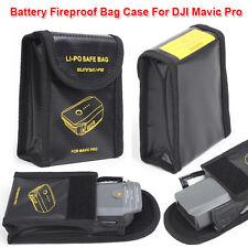 Battery Fireproof Explosionproof Storage Safety Bag Case for DJI Mavic Pro