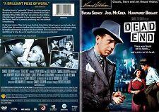 Dead End ~ New DVD ~ Sylvia Sidney, Joel McCrea, Humphrey Bogart (1937)