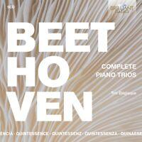 BEETHOVEN:COMPLETE PIANO TRIOS (QU) - TRIO ELEGIAQUE  5 CD NEW!