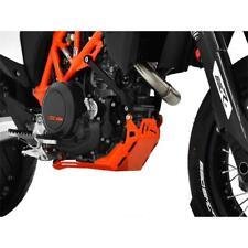 KTM 690 Enduro SMC R BJ 2019-20 ZIEGER Motorschutz Unterfahrschutz orange