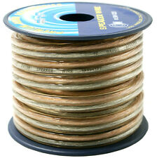 DNF 12 Gauge 100% Copper Speaker Wire 25 Feet - FREE SAME DAY PRIORITY SHIPPING!