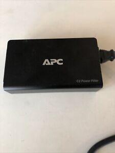 APC C2 Power Filter Transient Voltage Surge Suppressor - Excellent Condition
