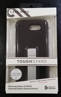 NEW OEM Case Mate Tough Stand Samsung Galaxy J3 (2017)  Black & Express Prime 2