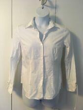 woman's NINE & COMPANY WHITE  blouse--Size 10