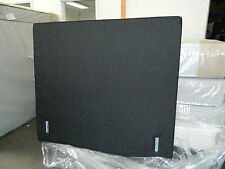 NEW/EX DISPLAY  AH BEARD FABRIC BED HEADS, QUEEN SIZE H140 X W160 CMS RRP $799