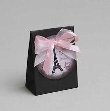 Lot de 10 boites à dragées pochon Romance Parisienne mariage bapteme communion