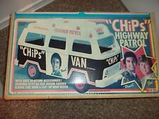 CHIPS HIGHWAY PATROL VAN  FACTORY SEALED 1977 (SUPER RARE)made By EMPIRE