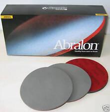 """Abralon 6"""" Bowling Ball Sanding Pads 6 Pack Combo"""